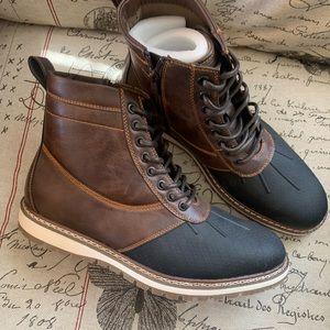 Jaxson JXSN NWOT Lace/ Zip Boots